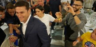 Javier Zanetti, foto da ufficio stampa