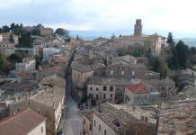 Ripatransone, il belvedere del Piceno