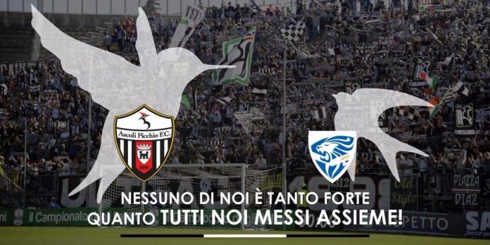 Ascoli - Brescia, sfida salvezza