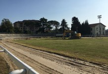 Il campo Squarcia di Ascoli, foto da ufficio stampa del Comune