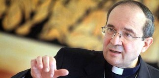 Monsignor Giuseppe Petrocchi