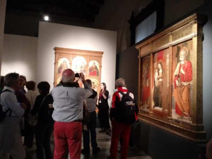 Musei Civici di Ascoli, foto da pagina Facebook ufficiale