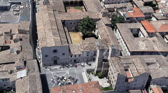 Chiesa Sant'Agostino, Ascoli