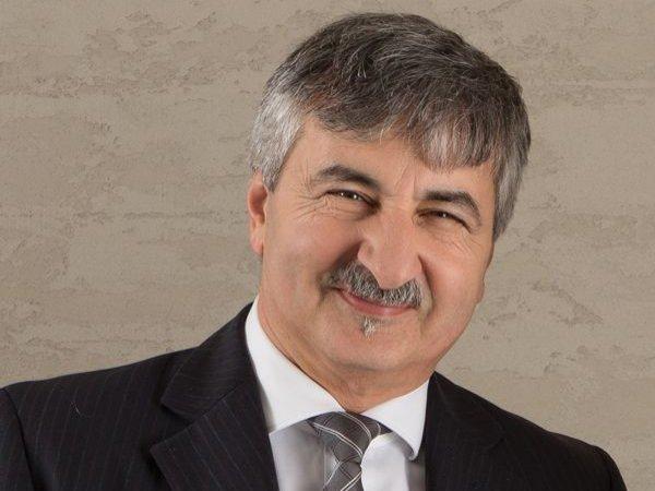 L'imprenditore Gilberto Candeloro