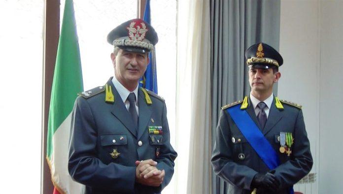 Il colonnello Michele Iadarola