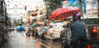 Pioggia nel Piceno