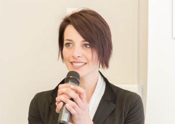La deputata del Movimento 5 Stelle Rachele Silvestri, Ascoli
