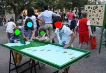 Giochi per bambini, foto d'archivio