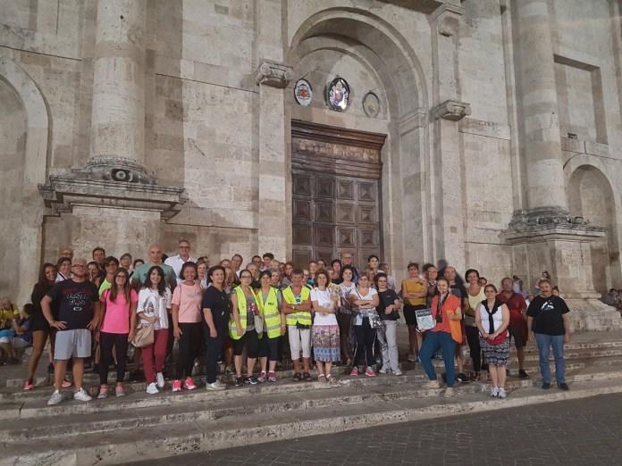 Camminata nei luoghi di Sant'Emidio ad Ascoli