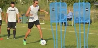 Danilo Quaranta, Ascoli Calcio