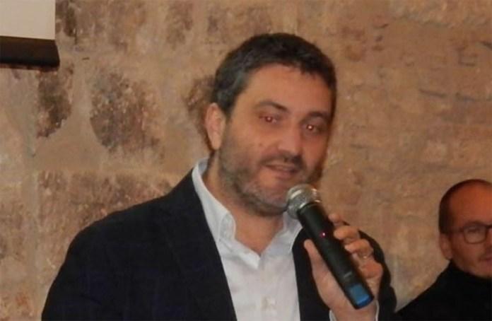 Alessandro Bono, capogruppo di Forza Italia ad Ascoli, foto da Facebook