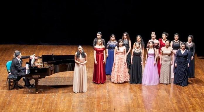 I solisti dell'Accademia d'Arte Lirica di Osimo arrivano ad Ascoli