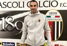 Michele Troiano, foto Ascoli Calcio