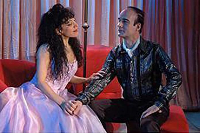 Eugenia Brega e Paolo Clementi