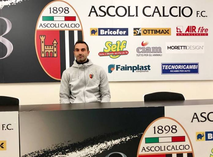 Michele Troinano, Ascoli Calcio Fc 1898