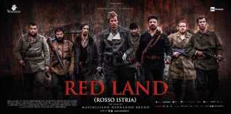 La locandina del film Red Land