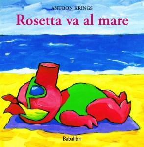 Rosetta va al mare copertina
