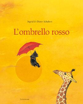 L'ombrello rosso … un silent book per viaggiare con la fantasia