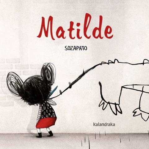 Matilde – un libro d'artista che parla di creatività e… maestri