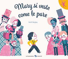 Mary si vesste come le pare margherita