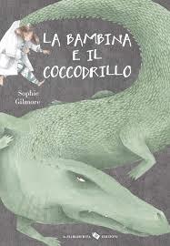 La bambina e il coccodrillo