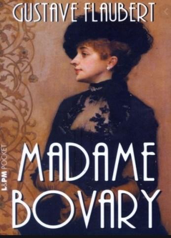 madame bovary flaubert copertina