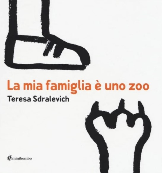 la mia famiglia è uno zoo di Teresa Sdralevich – Minibombo