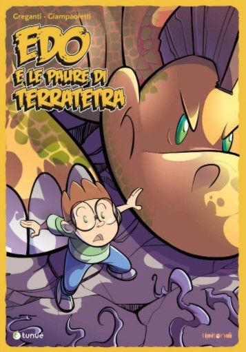 Edo e le paure di Terratetra – recensione graphic novel