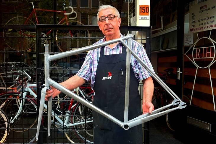 ASC Olympia - In memoriam: Wim van der Kaaij (1937 - 2014)