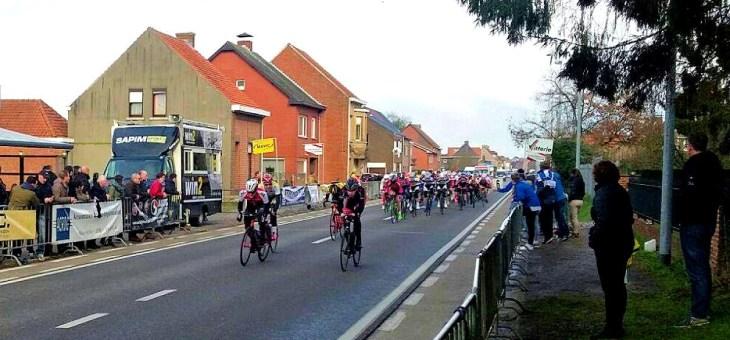 Verslag WPGA Junioren Omloop van Arendonk