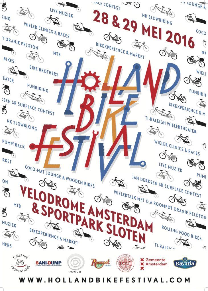 ASC Olympia - Holland Bike Festival 2016 Programma
