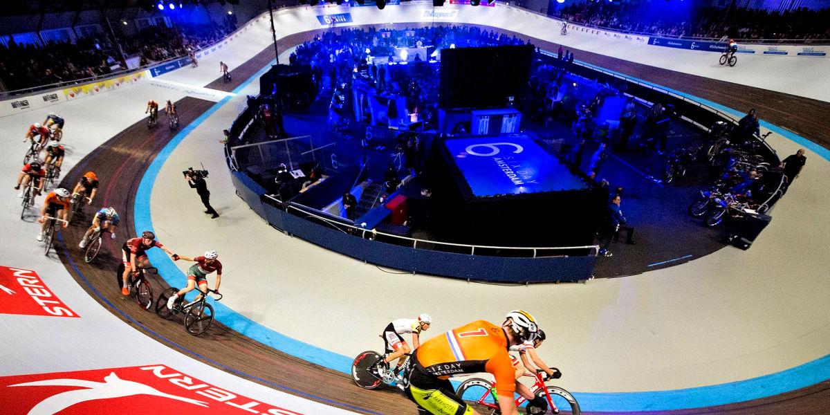 ASC Olympia Faciliteiten: Velodrome Amsterdam