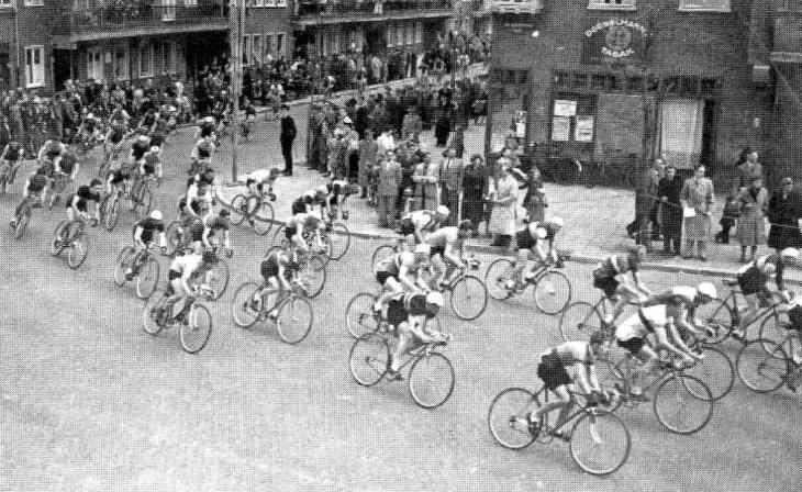 ASC Olympia - De Ronde van de Orteliusstraat