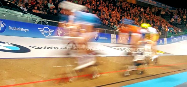 Nederlands Kampioenschap Baan Omnium 2018