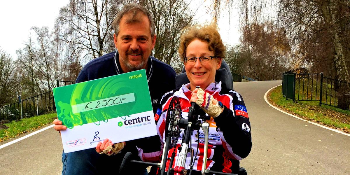 ASC Olympia - voor iedereen, dus ook voor handbikers!