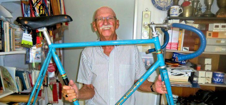 Piet van Heusden: wereldkampioen uit het niets