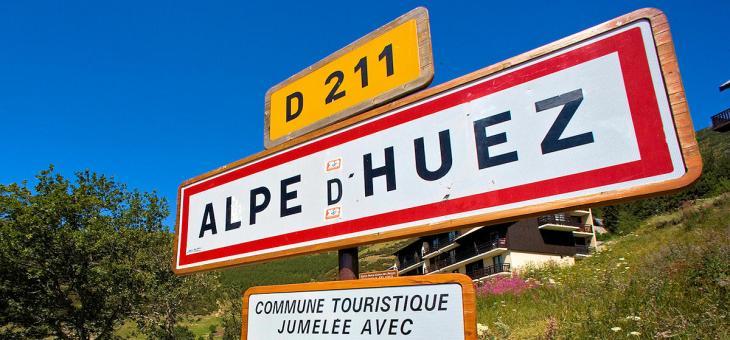 Alpe d'Huez: de Nederlandse berg