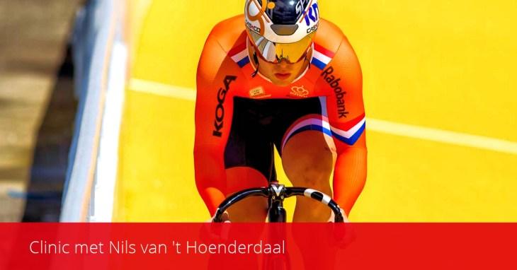 ASC Oolympia - Clinic met Nils van 't Hoenderdaal