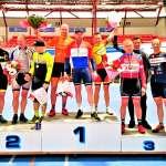 ASC Olympia - Verslag: Nederlanse Kampioenschap Baanomnium Masters 2019