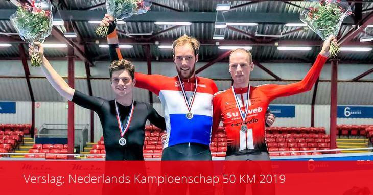 Verslag: NK 50 KM 2019 | Foto: Duane van der Geld