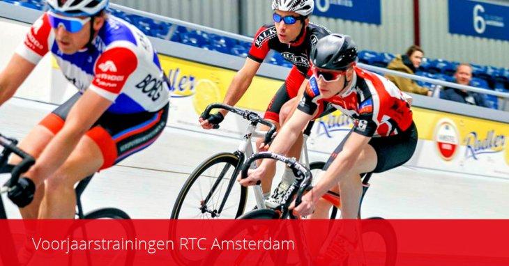 ASC Olympia - Voorjaarstrainingen RTC Amsterdam