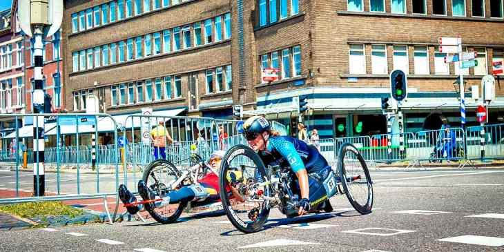 ASC Olympia - Evenement: Nederlandse Kampioenschappen Paracycling 2020