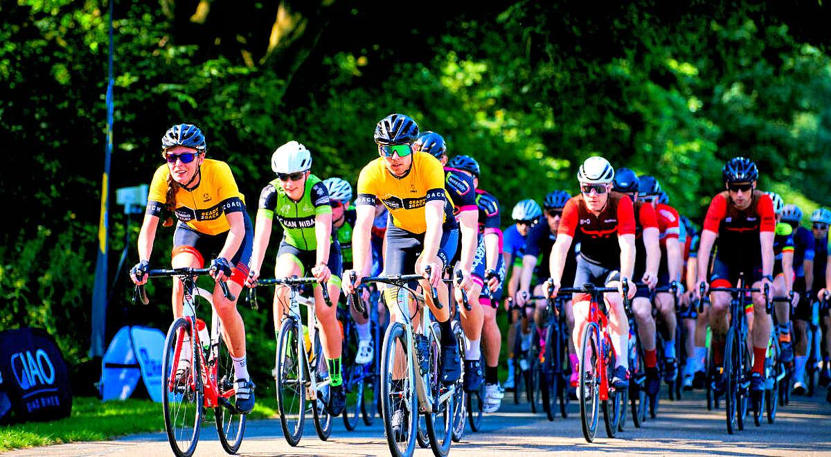 ASC Olympia - Wielrennen - Ready2Race: proeven aan de wedstrijdsport