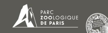 Logo zoo de vincennes