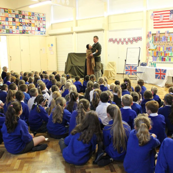 World War One Schools Play and Workshops – Living with the War