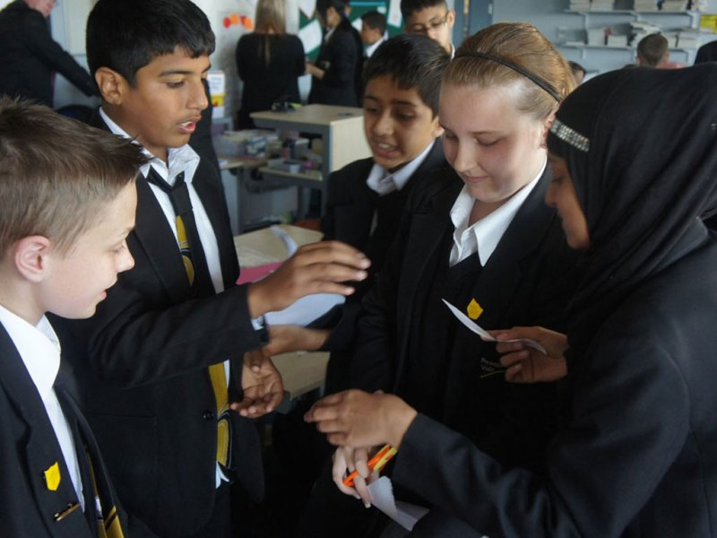 New Secondary Maths Workshop  – The Priorities Game