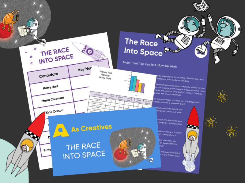 New! Digital Whole School Maths Days for Primary Schools