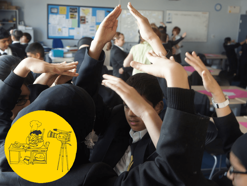 Streamed Maths Workshops for Secondary Schools