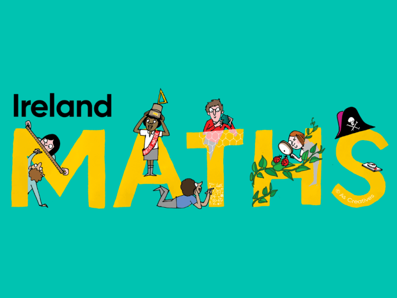 Maths Week Ireland 18th – 22nd October 2021 – In-person and Streamed Maths Workshops for Primary Schools in Ireland