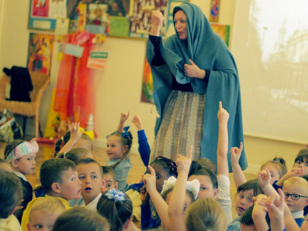 History Workshops for Schools